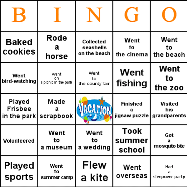 First day of school first day of school activities bingo for Ice breaker bingo template